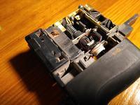 Młotowiertarka Dewalt d25304 - uszkodzony włącznik ?