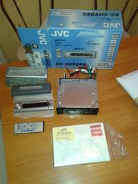 [Sprzedam] Radio JVC, Wzmacniacz Alpine, Kable, G�o�niki, Subwoofer IT-MDS08