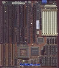 Stary komputer 486 restartuje si�