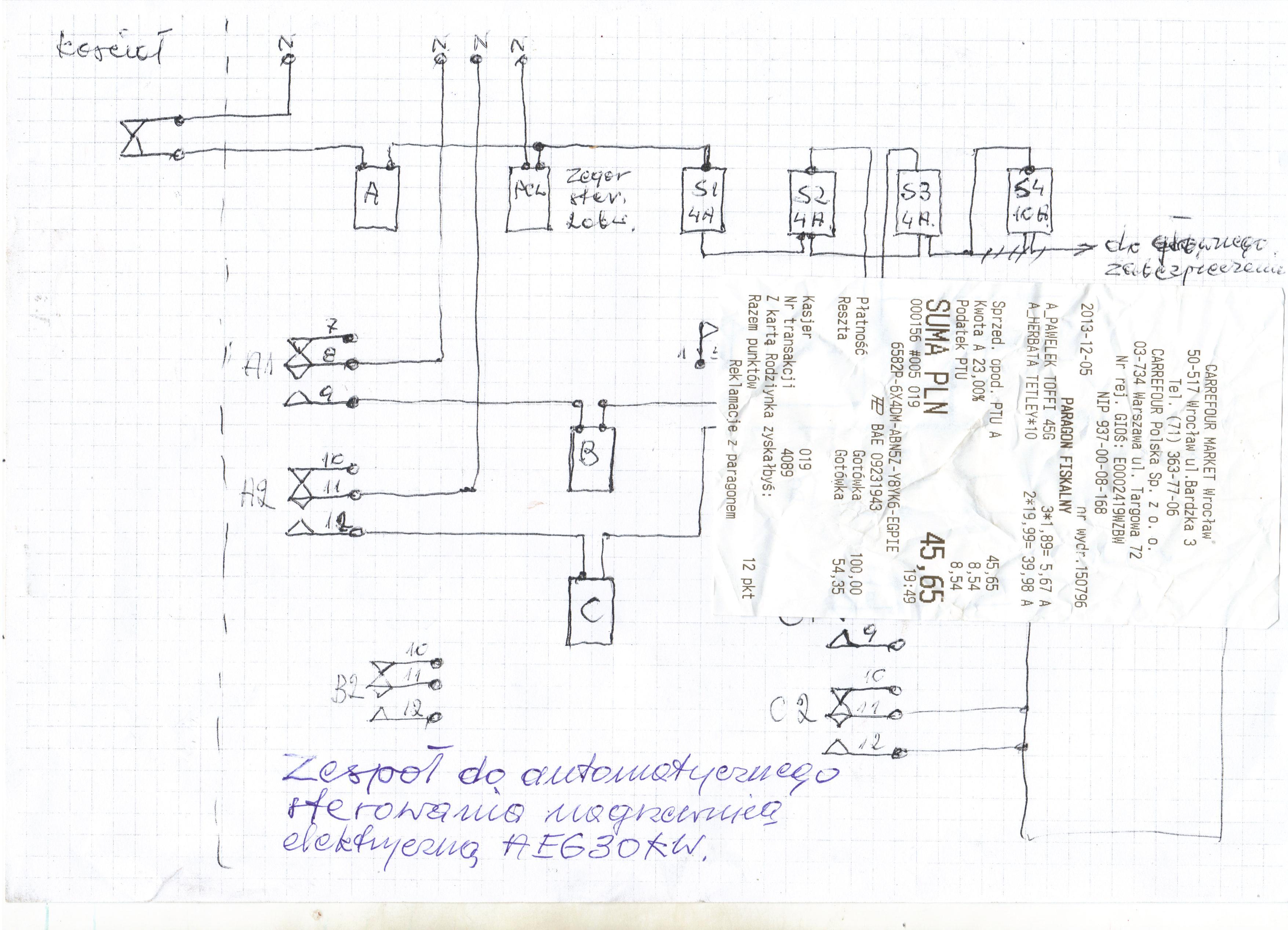 Piec elektryczny 30kW - przer�bka