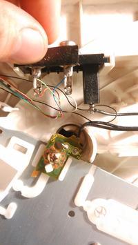 Technics SL-B100 podłączenie - brak dźwięku w głośnikach
