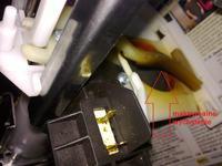 Ekspres Krups EA8000 - zespół kotła poprawne złożenie po wymianie uszczelek