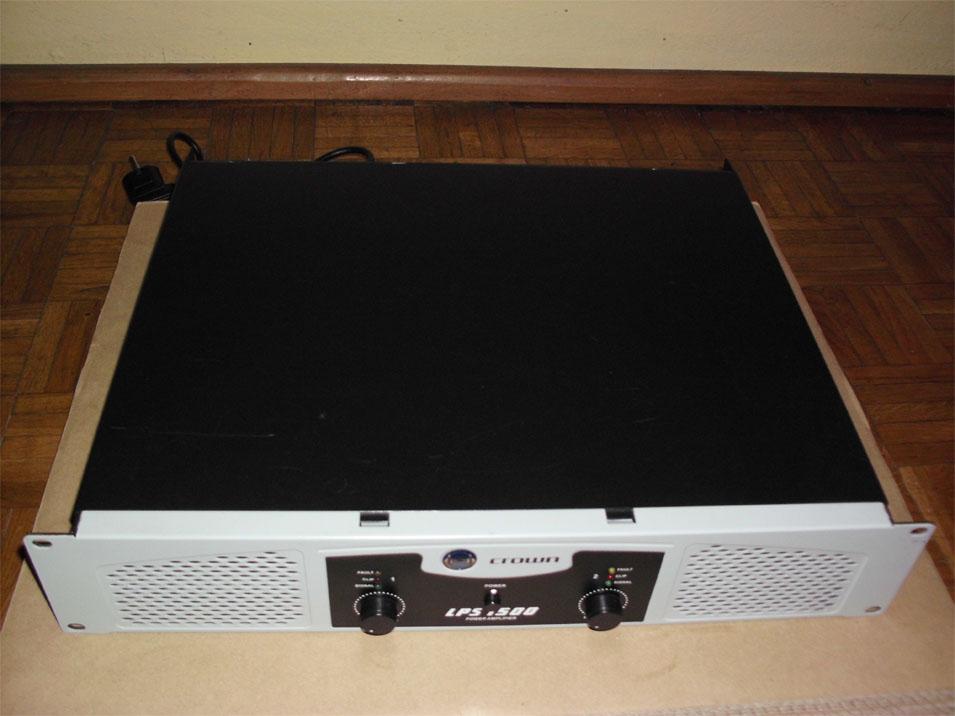 [Sprzedam] Ko�c�wk� mocy CROWN LPS 1500
