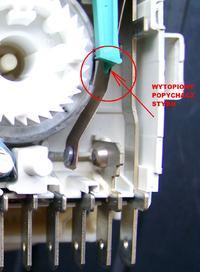 """Whirlpool AWM 6081 6091 6071  - """"Otwarte drzwi"""", kody b��d�w F09 oraz"""