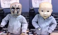 Affetto - nowe dziecko-robot stworzone przez Japo�czyk�w