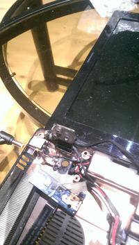 Laptop Acer 5736Z nie uruchamia się - jest prąd, ale nie świecą diody