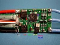 Regulator 3F ESC sterownik BLDC własnej roboty
