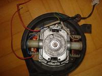Podłączenie silnika jednofazowego