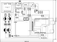 Cyfrowy miernik paramterów odbiorników elektrycznych