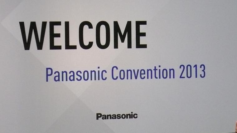 Panasonic 2013 - czyli nowe produkty Panasonica kt�re trafi� na rynek europejski