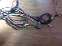 Plyta Mastercook 2817 - schemat elektryczny podłączenia płyty
