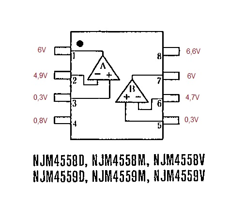 Mikser Hollywood MX-30-USB - Brak sygna�u na wyj�ciu