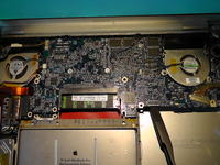 MacBook PRO - Po wymianie grafiki brak obrazu