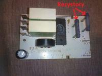 Mastercook 3700 - Programator nie reaguje w piekarniku Wrozamet