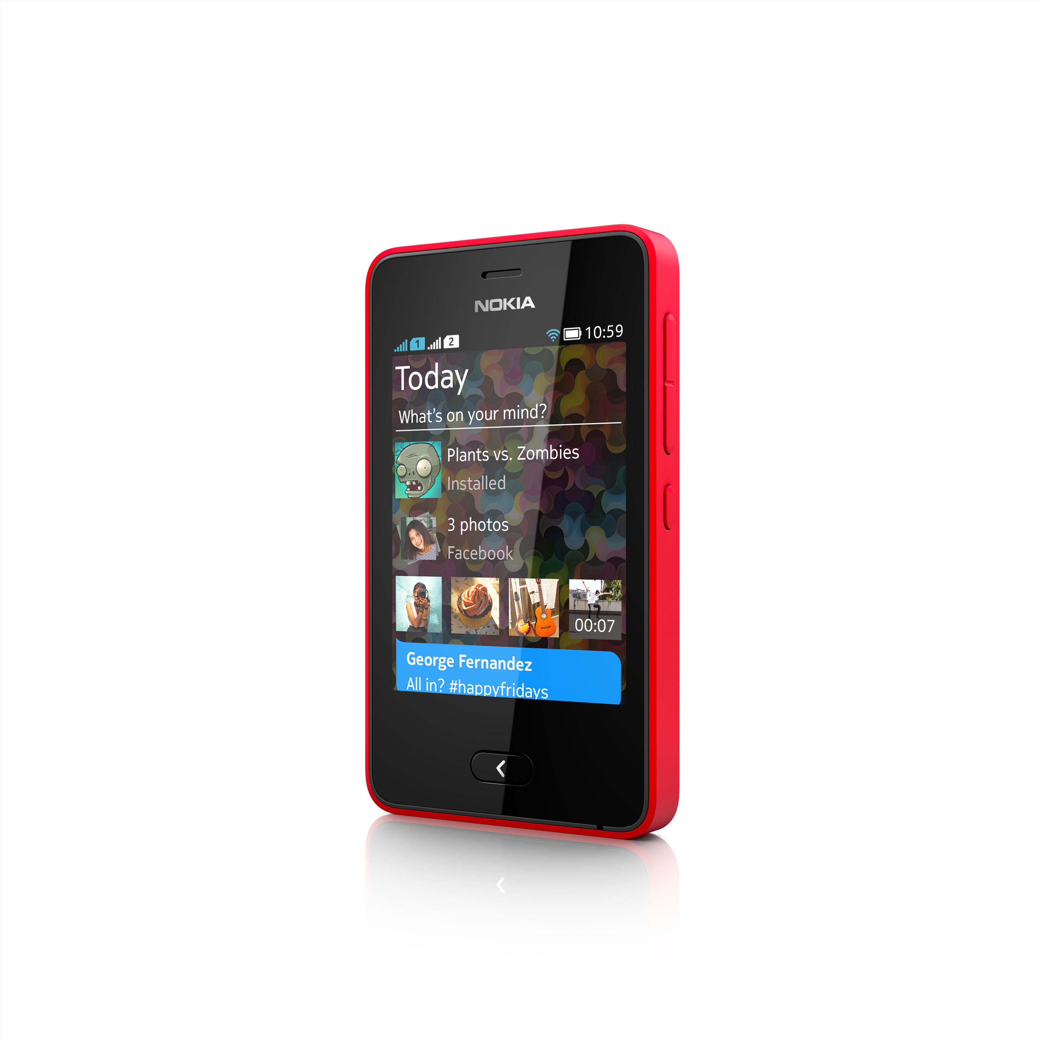 Nokia Asha 501 Dual SIM - pierwszy smartphone z Asha OS ju� dost�pny