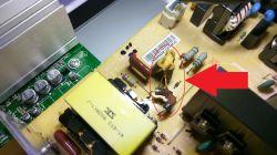 LG HT762PZ znikający dźwięk
