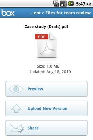 50 GB w chmurze w box.net dla u�ytkownik�w telefon�w Xperia