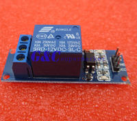 Sterowanie przekaźnikiem 12V - MSP430