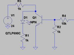 Pytanie o układ sygnalizujący przerwanie obwodu 24V