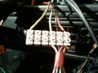Przełącznik nawiewu nie działa Golf II