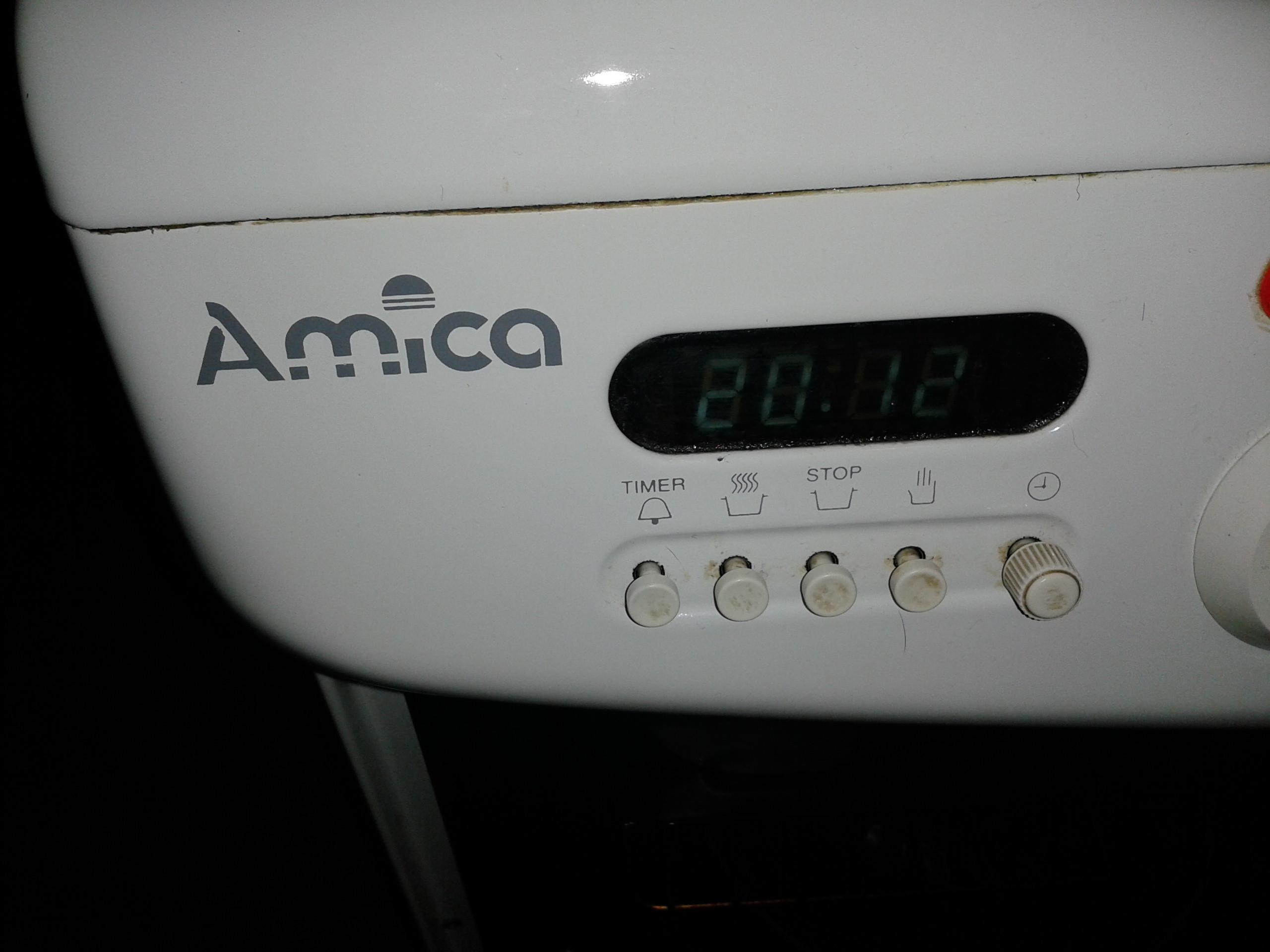 Kuchenka Amica  zapytanie o model  elektroda pl -> Amica Kuchnia Wygląda Lepiej