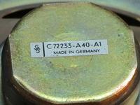 C72233-A40-A1 - Co to jest za głośnik