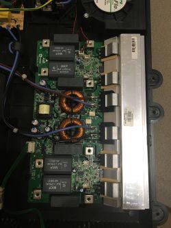 Indesit VIB644CE - Błąd F5 - Nie działają dwa palniki