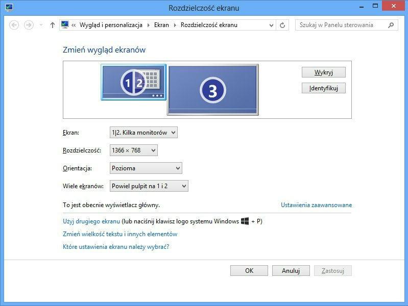 Asus N56VJ-S3036H - Brak duplikowania ekranu laptop + telewizor HDMI