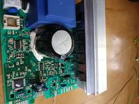 AEG L72850M - usterka programatora, programu jak wywłać tryb serwisowy