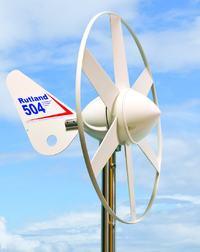 Prądnica turbiny wiatrowej Rutland 504