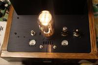 Wzmacniacz lampowy na GM70
