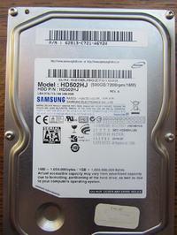 Samsung HD502HJ - Czy da sie jeszcze co� z nim zrobic ?