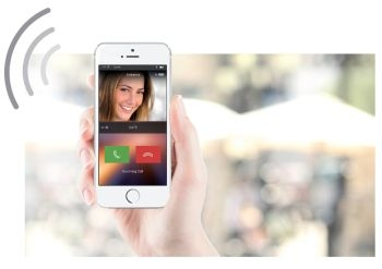 Classe 300X13E: Wideodomofon Smart Wi-Fi od Legrand