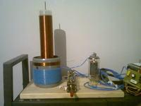 VTTC - Lampowy Transformator Tesli - na 6P45S