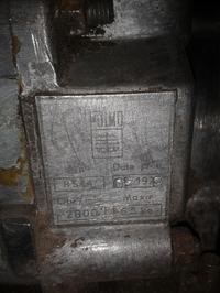 Hs-11 - Renowacja kompresora