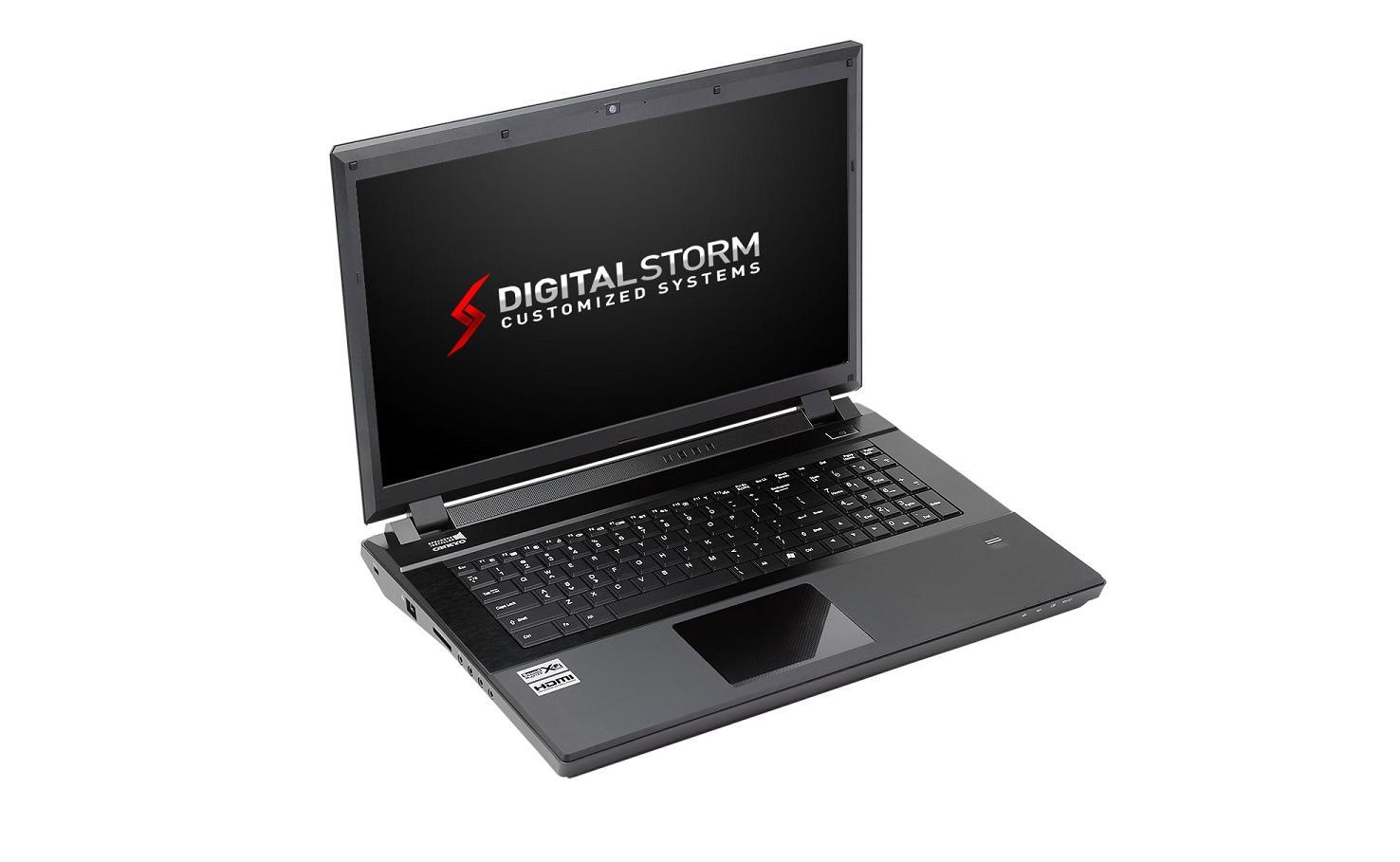 Digital Storm X17E - laptop dla graczy z procesorem podkr�conym do 4,5 GHz