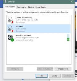 Słuchawki Bluetooth Huawei AM6 - Słuchawki bluetooth nie działają z windows 10