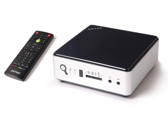Zotac Zbox Nano z 4-rdzeniowym ARM i Ubuntu lub Android na CES 2014
