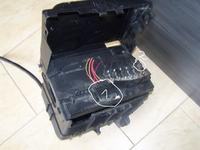 Skoda Fabia 1.4 16V - Przepalona obudowa akumulatora oraz bezpiecznik