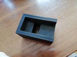 Wydruk 3D Anet e10 oddzielanie zewnętrznej warstwy