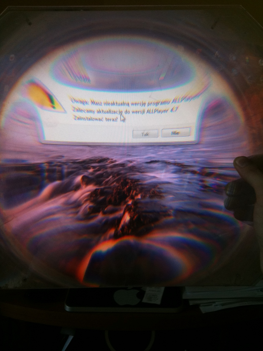 Prawdziwy projektor multimedialny