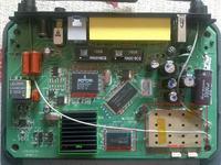 NETGEAR DGN 2200 V3 - migaj� wszystkie diody led