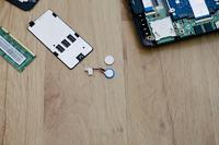 HP/NX8220 - Data i czas sie resetuje - nigdy nie uruchamia sie za drugim razem