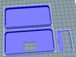 Prosta listwa pomiarowa na bazie modułu P06S-100