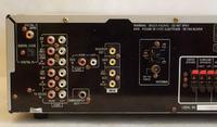 Ampli JVC RX-5052 a dźwięk z kompa