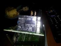 Amica HK 3202- uszkodzony przekaźnik w programatorze