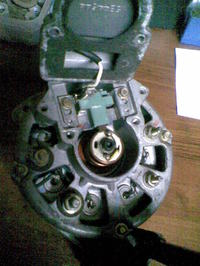 Alternator Motorola-jaki regulator i jak go podpi��