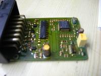 peugeot 406 2.1 TD - Chłodzenie silinka usrerka, kontrolka stop.