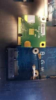 l500d-17d - Nie można uruchomić wifi. Toshiba satellite l500d-17d
