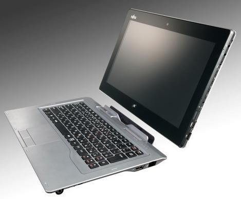 "Fujitsu STYLISTIC Q702 - 11.6"" hybrydowy tablet dla biznesu"